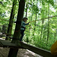 Children's Rope Course