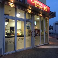 Outside of Orient Döner