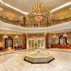 The Arcot Hall - Main Lobby