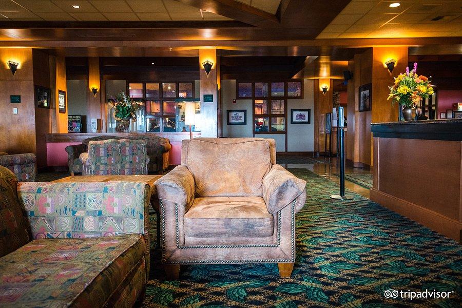 Quinault casino address