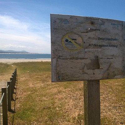 Canto Marinho Beach