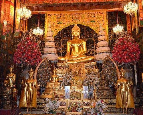 Wat Na Phra Men temple