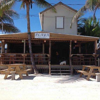 playa bar and grill