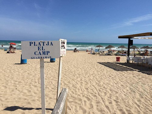 Пляж El Campo