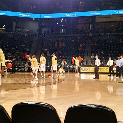 Courtside