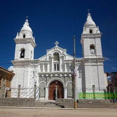 Fachada  de la Catedral de Jauja
