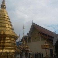 Il Chedi e il Wat