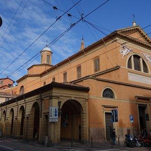 Chiesa di Sant'Isaia, Bologna