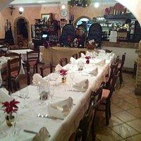 ingresso prima sala ristorante