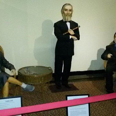 Wax Museum (Albert Einstein)