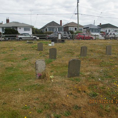 Chinese Cemetery - Harling Point
