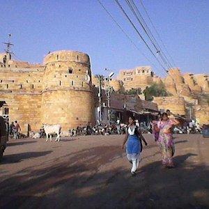 Jaisalmer Hill Fort