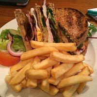 Our Classic Club Sandwich