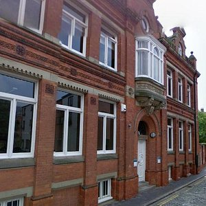 Front entrance to Oriel Chambers