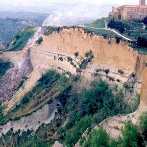 Balze Cliffs