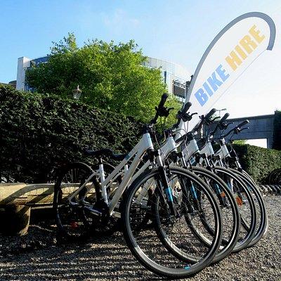 Bike Hire at the Phoenix Park