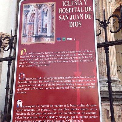Convento de San Juan de Dios