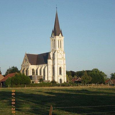 Église de Bouvines