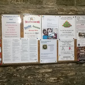 more notices in the porch