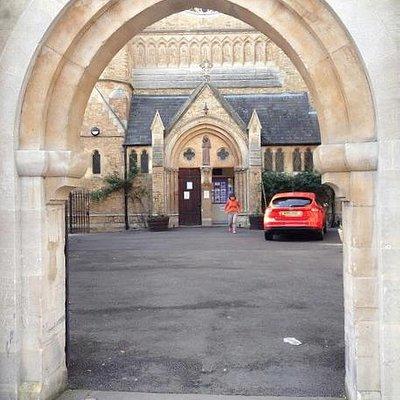 Oratory Church of St Aloysius Gonzaga, Oxford