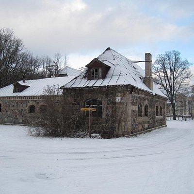 Krimulda estate – Сигулда