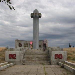 Защитникам земли Сталинградской
