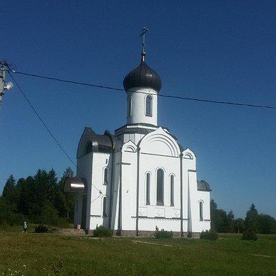 Успенская церковь в Вохоново