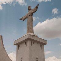 El Cristo de Lubango