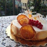 Torta CremArancio