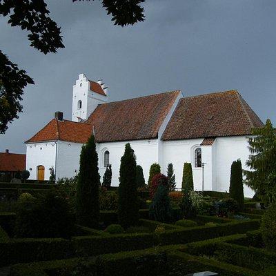 Brejnet Kirke, 29. sep.2008