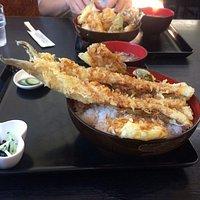 特大アナゴ丼