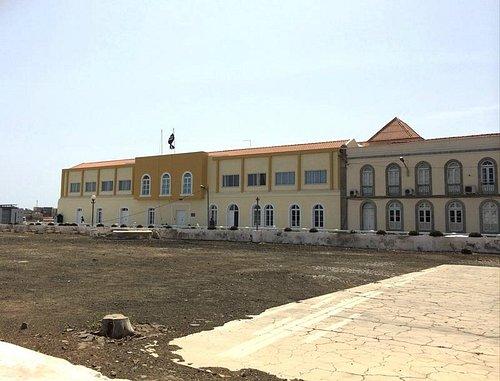 Дворец президента Кабо Верде
