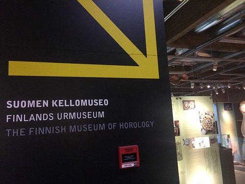 Kellomuseo  |  Museum of horology