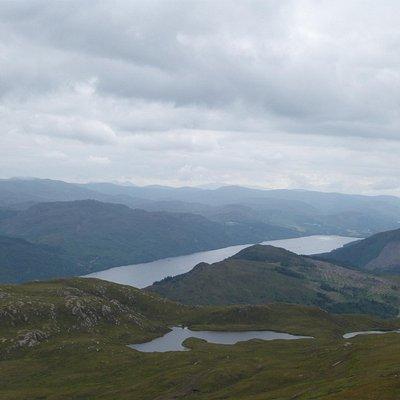 Vue sur Loch Ness