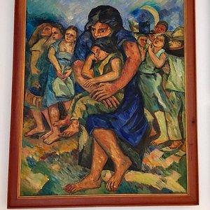 Éxodo campesino (1950)