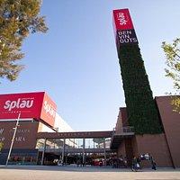 El mejor shopping, más de 30 restaurantes y los mejores cines de Barcelona