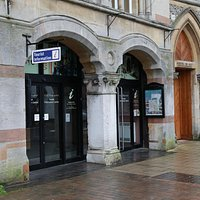 Winchester Tourist Information Centre at the Guildhall