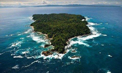 Caño Island Biological Reserve.