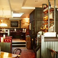Cafe Rouge  |  Center Parcs, Sherwood Forest