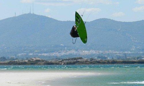 Where we kitesurf