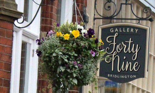 Gallery 49, 1 Market Place,Old Town, Bridlington