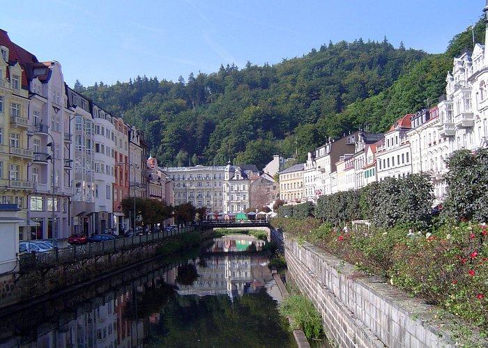 Karlovy Vary - República Tcheca