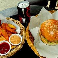 Chicken burger Fever