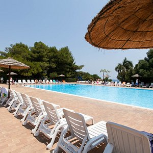 The Pool at the Villaggio L'Oasi