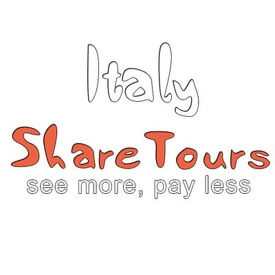 Italy Share Tours - Logo and Slogan