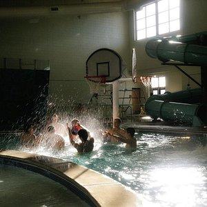Basketball at Raton Regional Aquatic Center