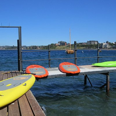 Vive SUP - stand up paddle rental in Puerto Varas-Chile