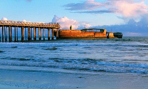 The Cement Ship - Photo courtesy of Mark Barnes