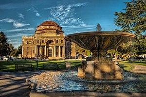 Historic Atascadero City Hall Photo by Lynne R. Krizik