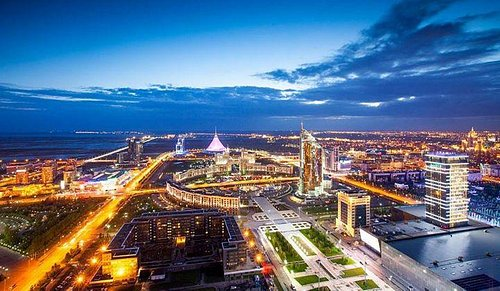 Astana Kazakhstan and Its Remarkable Buildings
